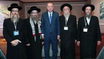 أردوغان واليهود