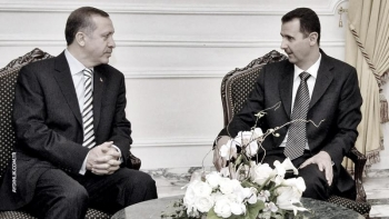 أردوغان والأسد