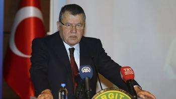 رئيس المحكمة العليا التركية إسماعيل روشتو جيريت