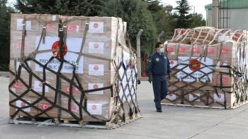 أردوغان يتباهى بإرسال المساعدات باسمه وليس اسم تركيا
