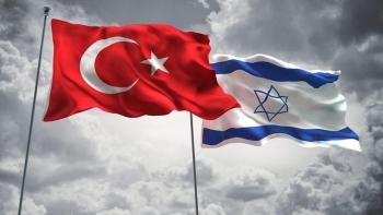 إسرائيل وتركيا