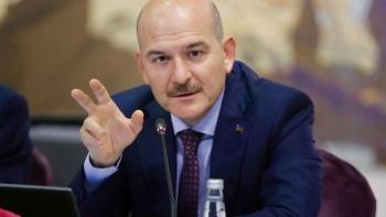 وزير الداخلية التركي، سليمان صويلو