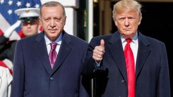 دونالد ترامب و أردوغان