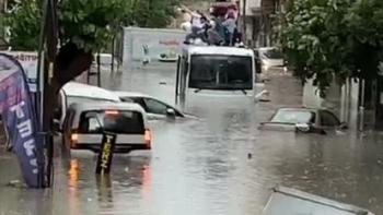 السيول في تركيا