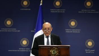 وزير الخارجية الفرنسي - جان إيف لو دريان