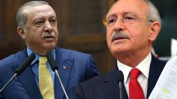 كليتشدار أوغلو وأردوغان- أرشيفية