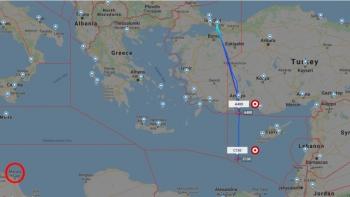 طائرتان تركيتان في طريقهما إلى مصراتة