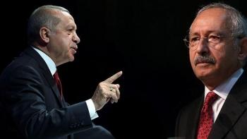 أردوغان وكلتشدار