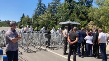 منع المواطنين من زيارة ضريح أتاتورك