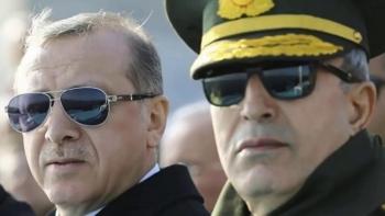 أكار وأردوغان