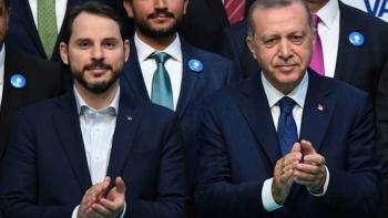 بيرات وأردوغان