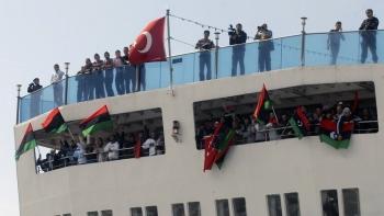 علاقات تركيا مع الوفاق