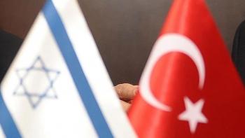 علما تركيا و إسرائيل