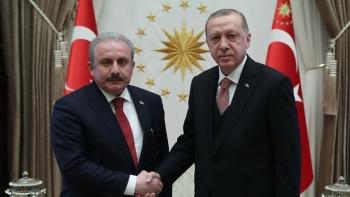 رجب طيب أردوغان وشنتوب