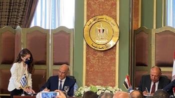 اتفاقية مصر واليونان