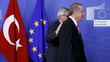 أردوغان في الاتحاد الأوروبي