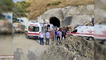 انفجار نفق في تركيا