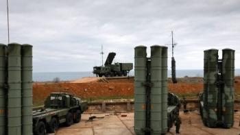 صواريخ «إس - 400»