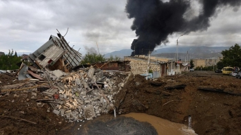 الحرب في كاراباخ