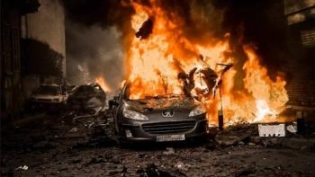 انفجار بيروت- أرشيفية