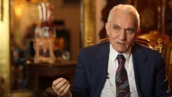 وزير الخارجية التركي الأسبق-ياكيش
