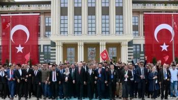 أردوغان عقب انقلاب 2016