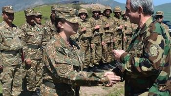 كتيبة نسائية للدفاع عن كاراباخ