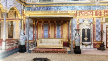 قصر طوب قابي - إسطنبول