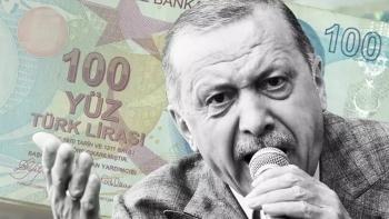 انهيار الليرة أمام العملات الأجنبية