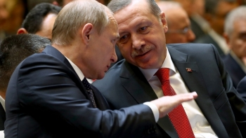أردوغان وبوتين