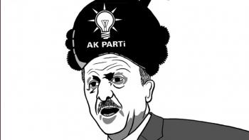 كاريكاتير «أردوغان إرهابي»