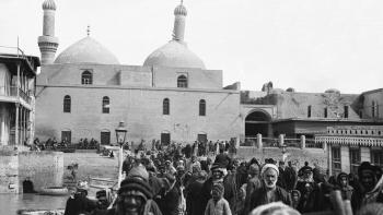 بغداد العام 1909