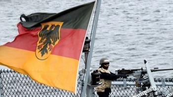 الفرقاطة الألمانية- أرشيفية