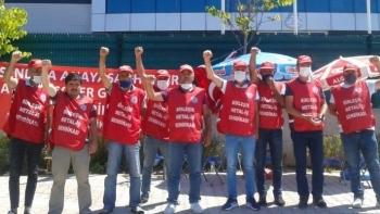 عمال المعادن بتركيا