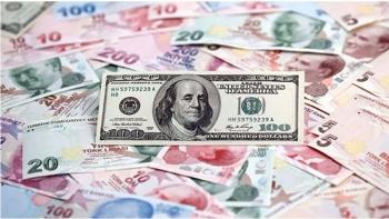 العملات الأجنبية أمام الليرة التركية