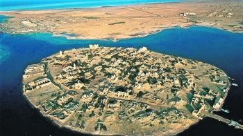 جزيرة سواكن - السودان