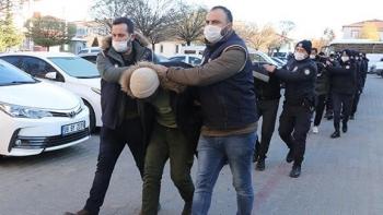 الاعتقالات في تركيا
