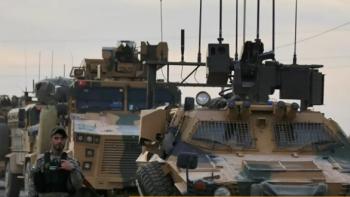 قوات الاحتلال التركي بشمال سوريا