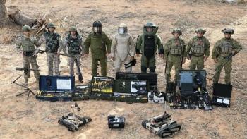 القوات التركية والأذرية