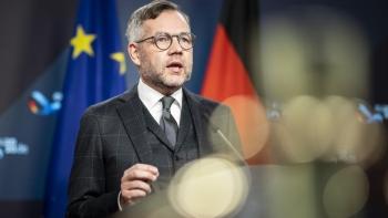 وزير الدولة الألماني