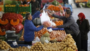 المواد الغذائية في تركيا