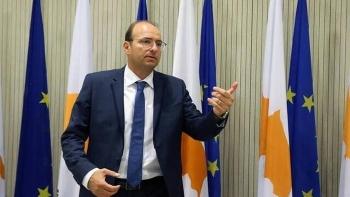وزير دفاع قبرص