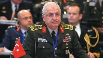 رئيس الأركان التركية
