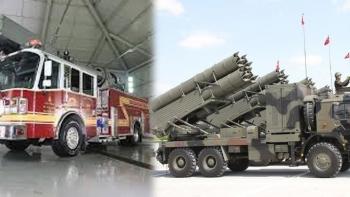 قاذفات صواريخ فاسدة