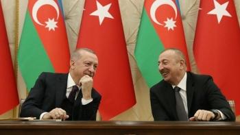 علييف وأردوغان