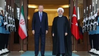 أردوغان وروحاني