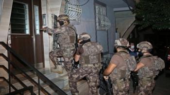 قوات الشرطة التركية