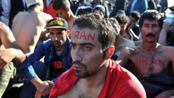 لاجئون من إيران