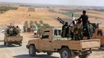 المرتزقة السوريون التابعين لتركيا