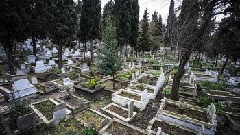 المقابر في تركيا